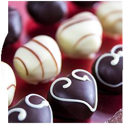 Schokolade zum Valentinstag - CHOCOLISSIMO
