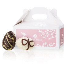 Mini Easter Eggs - Egg Pralines - Schoko-Ostereier