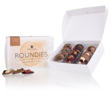Roundies Mix - 15 bestreute Schokotaler