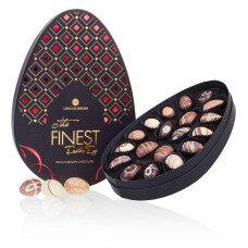 The Finest Easter Egg - Red - 19 Schoko-Ostereier in eleganter Verpackung