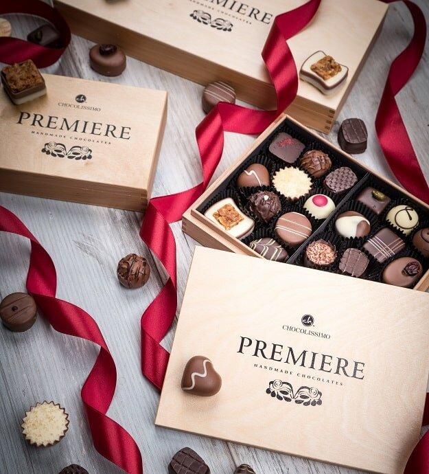 Chocolissimo Schokolade Und Pralinen Online Bestellen