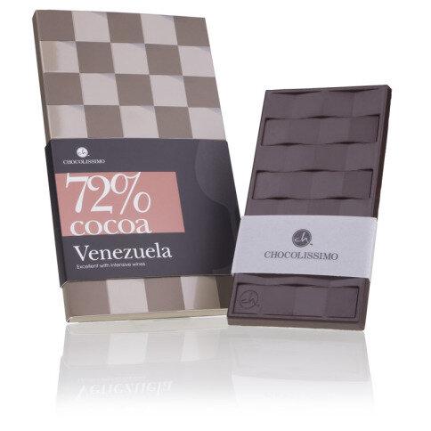 Zartbitterschokolade 'Venezuela' 72 Kakao