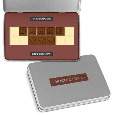 Chocolissimo DANKE - ChocoTelegram