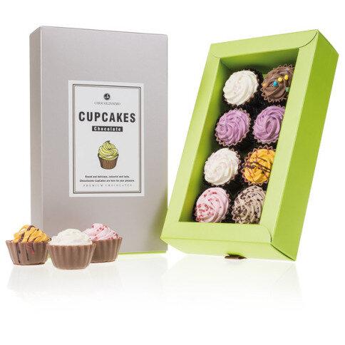 Chocolissimo 8 American Cupcakes - Cupcake Pralinen