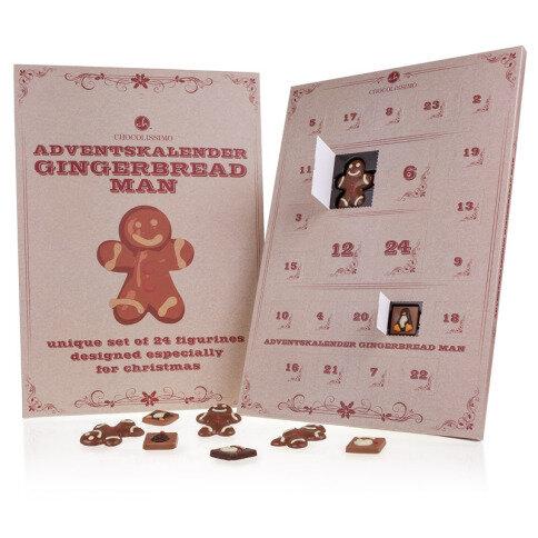 Adventskalender Gingerbread Man