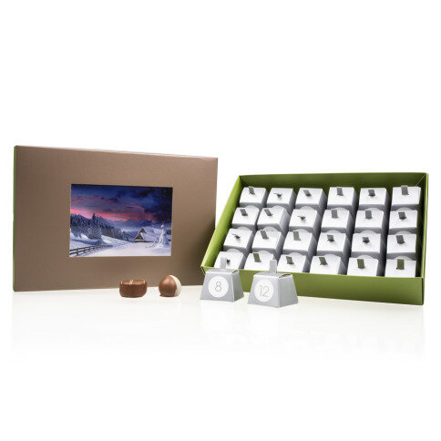 Individuellfotogeschenke - Adventskalender mit Foto - Onlineshop Chocolissimo