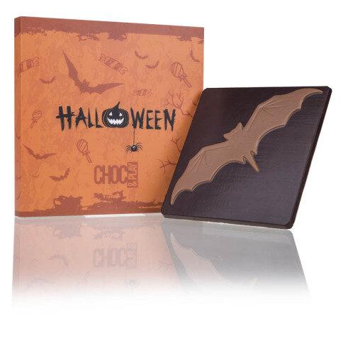 ChocoQuadrat 'Fledermaus'