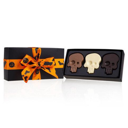 ChocoSchädel Halloween