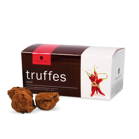 ChocoTruffes - Chili