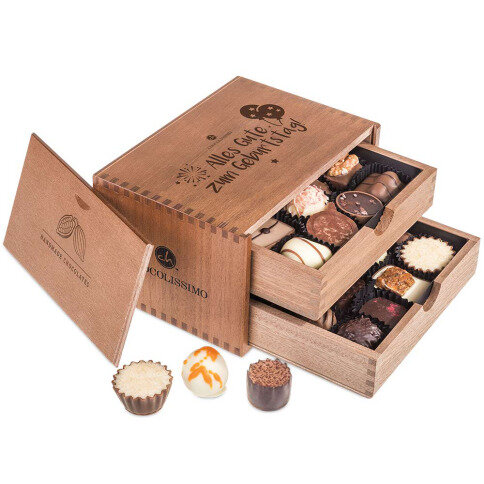 Chocolaterie Geburtstag
