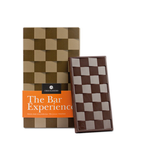 Zartbitterschokolade 'Tansania' 75 Kakao