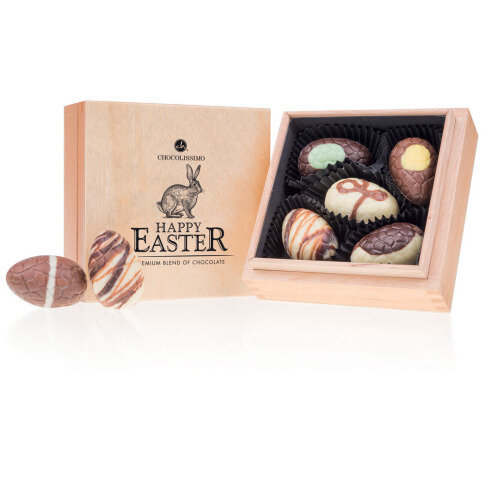 - Easter Premiere Quadro - Onlineshop Chocolissimo