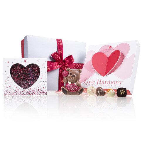 Geschenkset Valentines für Sie Ihn