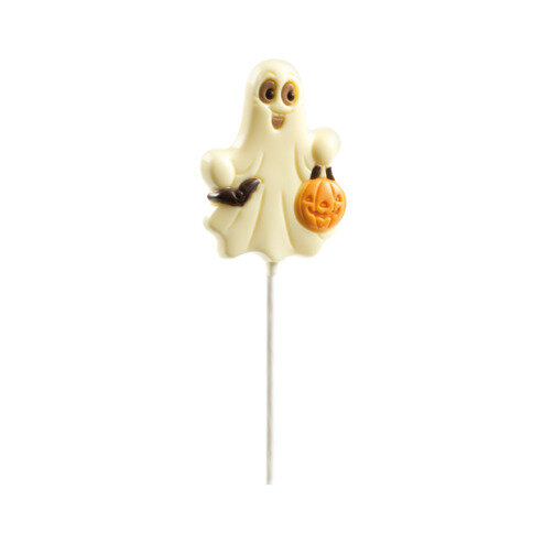 Ghost Lollipop White