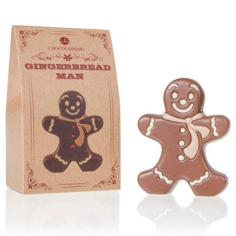 Köstlichsüsses - Gingerbread Man - Onlineshop Chocolissimo