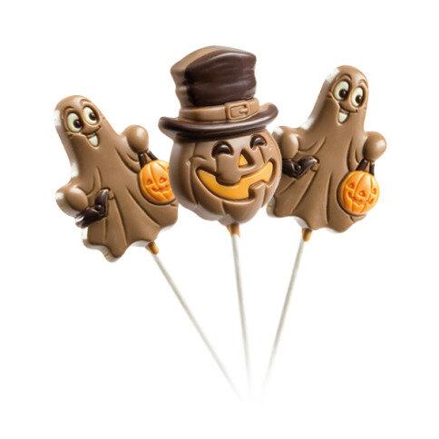 Halloween Lollipops Milk
