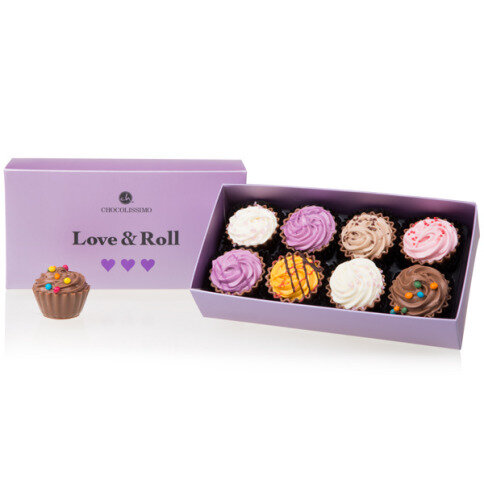Love Roll Cupcakes XL