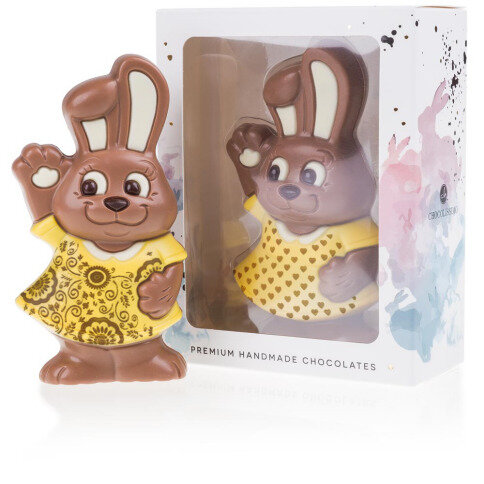 Merry Easter Bunny Yellow