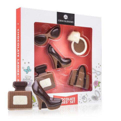 Mode Set aus Schokolade