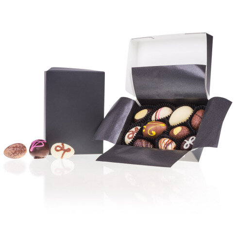 Chocolissimo Nachfüllpackung - Ostern - Schoko-Ostereier zum Nachfüllen