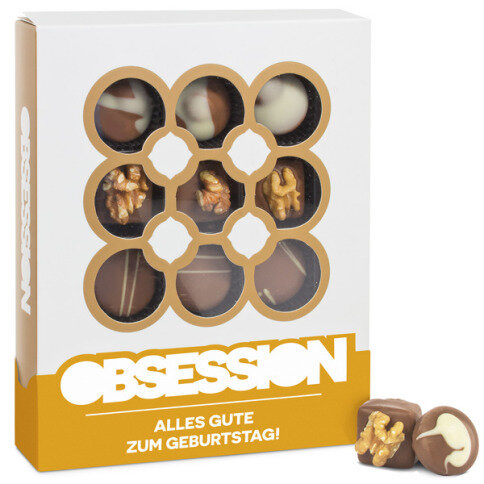 Nuts Obsession Geburtstag