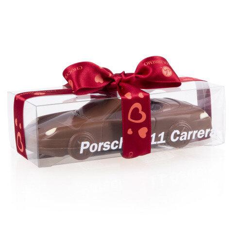 Porsche Cabrio Schokoladenauto Valentinstag