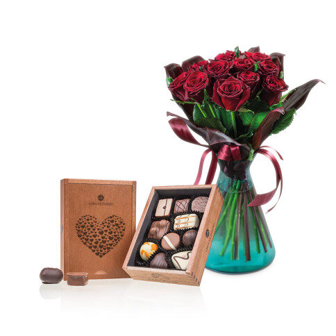 Rote Rosen Elegance