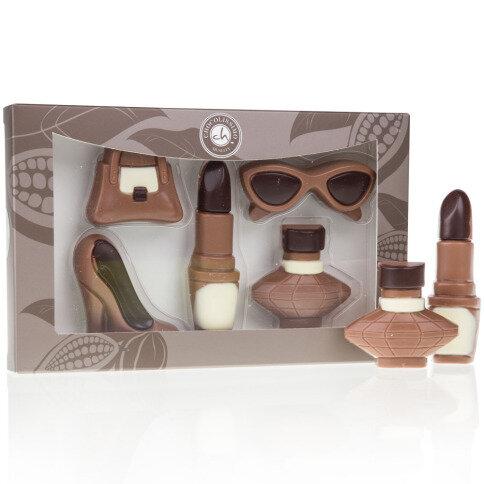 Schokoladiges Fashion Set