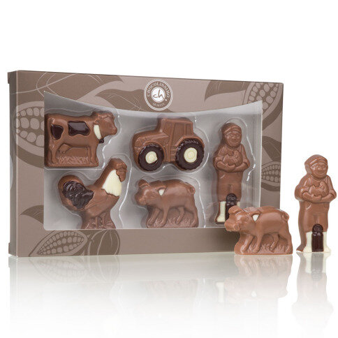 Köstlichsüsses - Schokoladenfarm - Onlineshop Chocolissimo