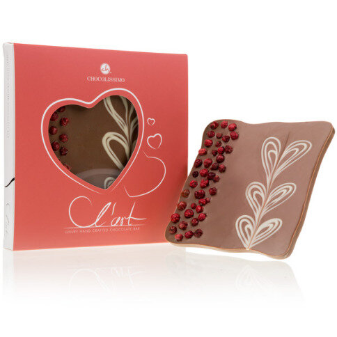 Schokoladentafel L'Art Cupido