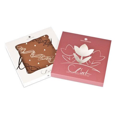 Schokoladentafel L'Art Tulpen