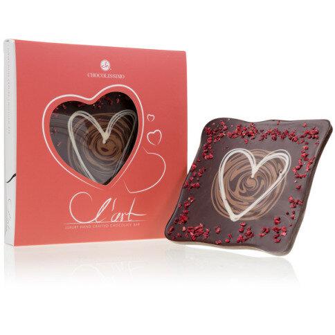 Schokoladentafel L'Art Valentin