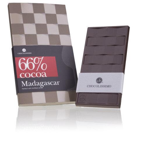 Zartbitterschokolade 'Madagaskar' 66 Kakao