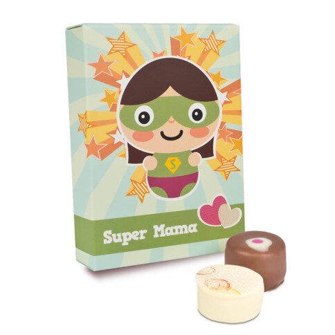 Köstlichsüsses - Super Mama - Onlineshop Chocolissimo