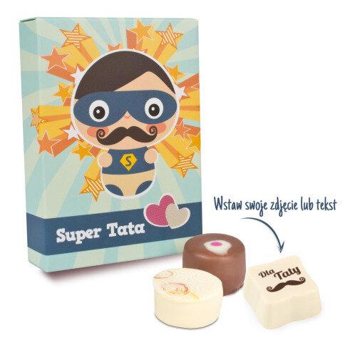 Köstlichsüsses - Super Papa - Onlineshop Chocolissimo