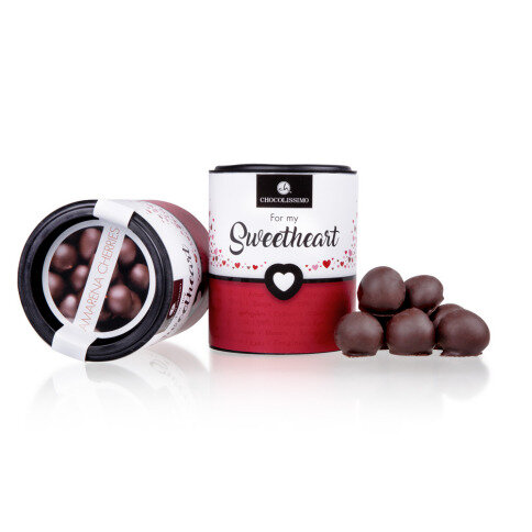 Sweetheart Obsession Amarena Cherries
