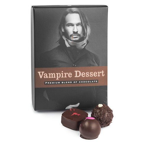 Vampire Dessert Male