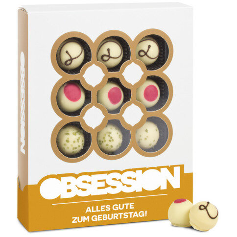 White Obsession Geburtstag