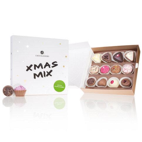 - Xmas Mix 'Cupcakes' - Onlineshop Chocolissimo