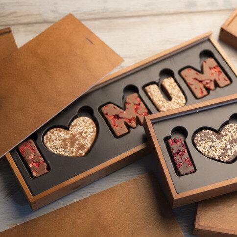 I love Mum Vollmilchschokolade