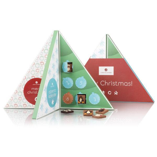 adventskalender weihnachtsbaum chocolissimo. Black Bedroom Furniture Sets. Home Design Ideas