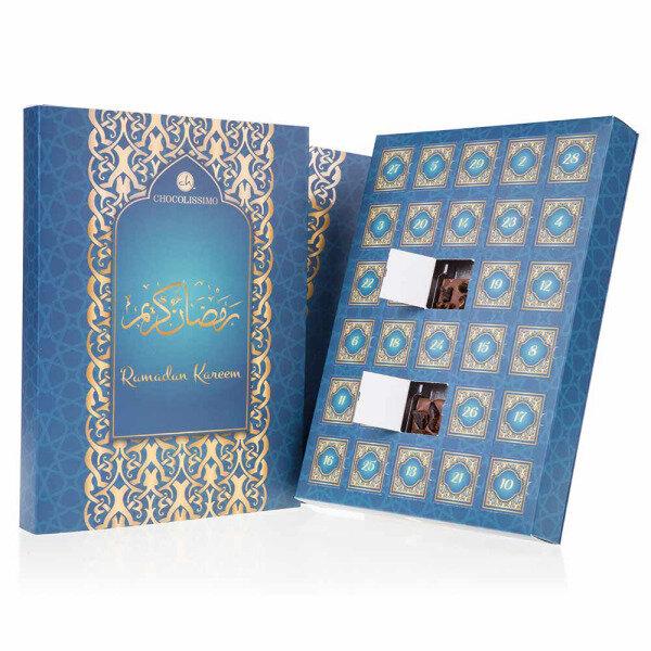Ramadan Kalender Schokolade