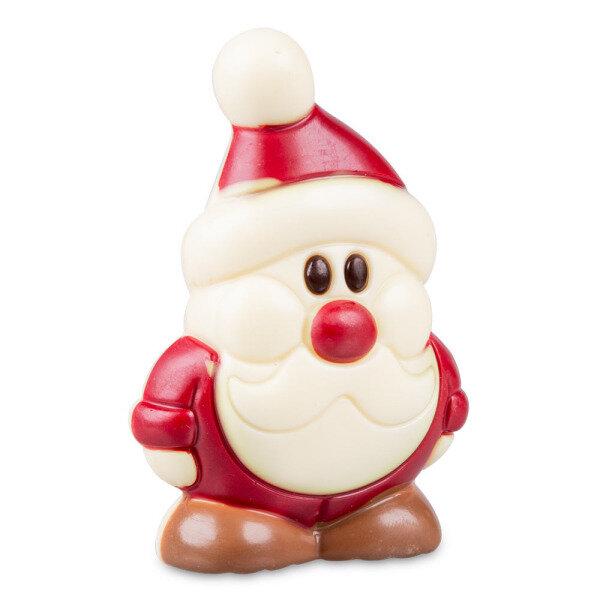 Weihnachtsmann Weiße Schokolade
