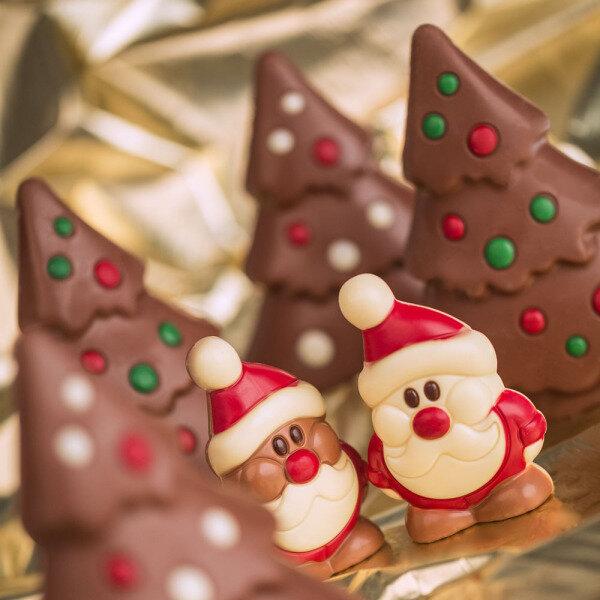 weihnachtsbaum schokoladenfigur weihnachten. Black Bedroom Furniture Sets. Home Design Ideas