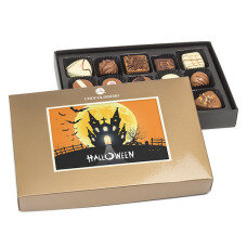 ChocoPostcard - Halloween