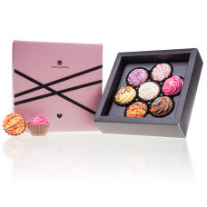 Love & Cupcake 7 - Pralinen in Cupcake-Form