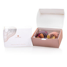 Roundies Mini - Schokotaler mit Dekoration